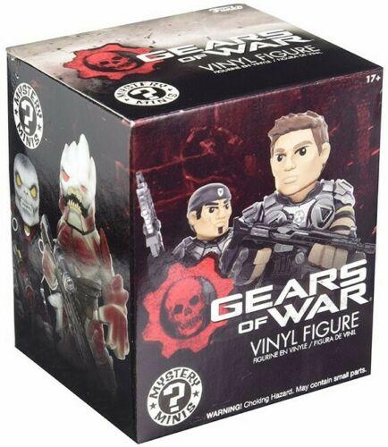 Gears of War Mystery Minis