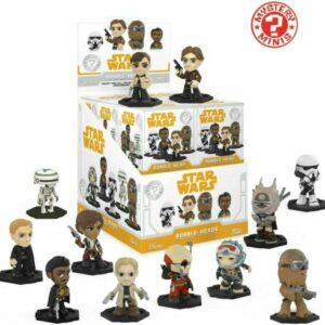 Star Wars Mystery Minis Set of 12